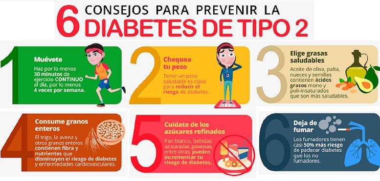 Prevenir la diabetes con ejercicio